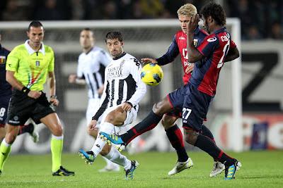 Siena vs Genoa