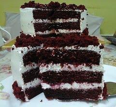 """Red Velvet Cake @ RM 70 (8"""")"""