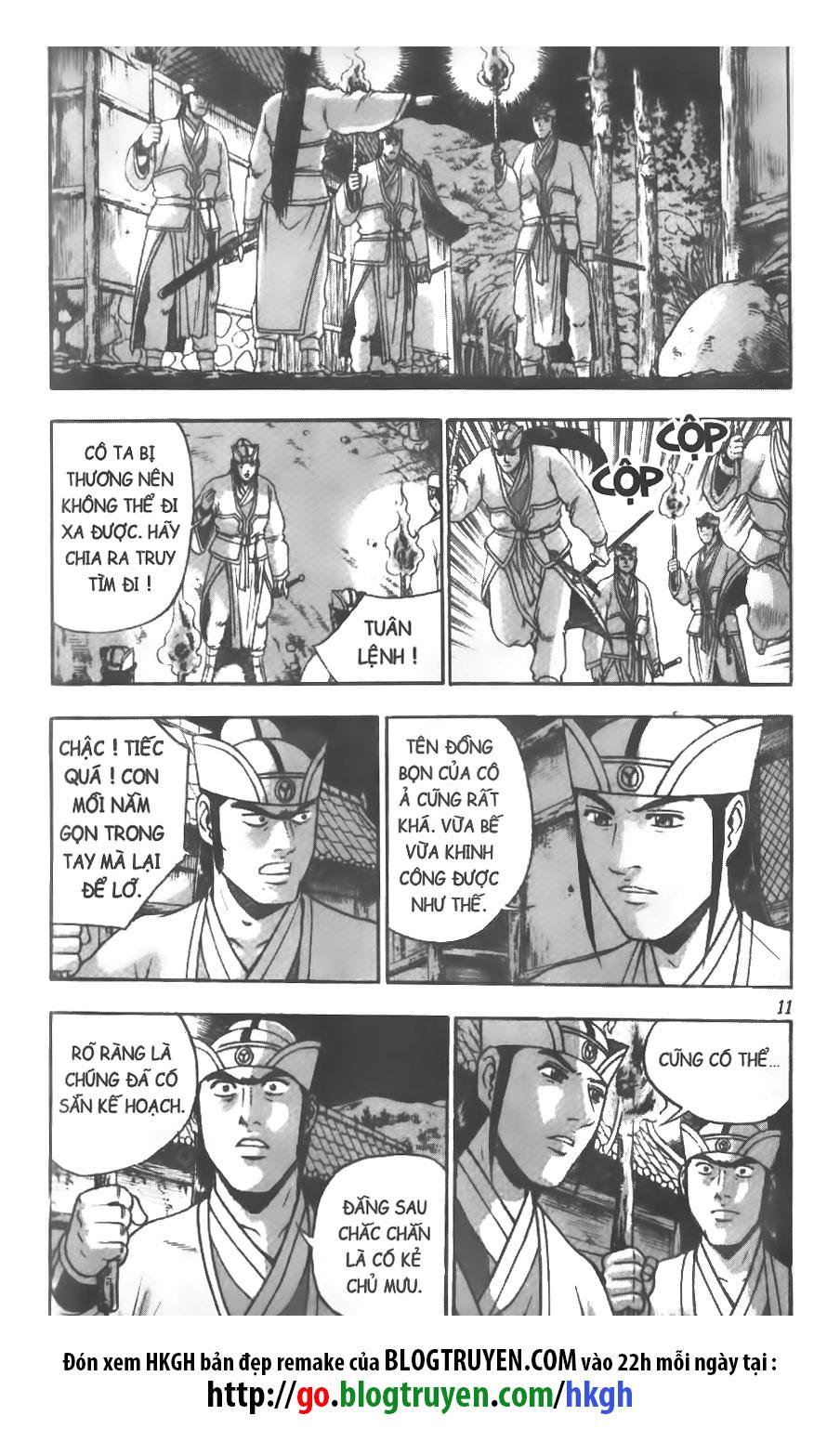 Hiệp Khách Giang Hồ chap 279 Trang 12 - Mangak.info