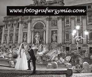 Fotograf w Rzymie