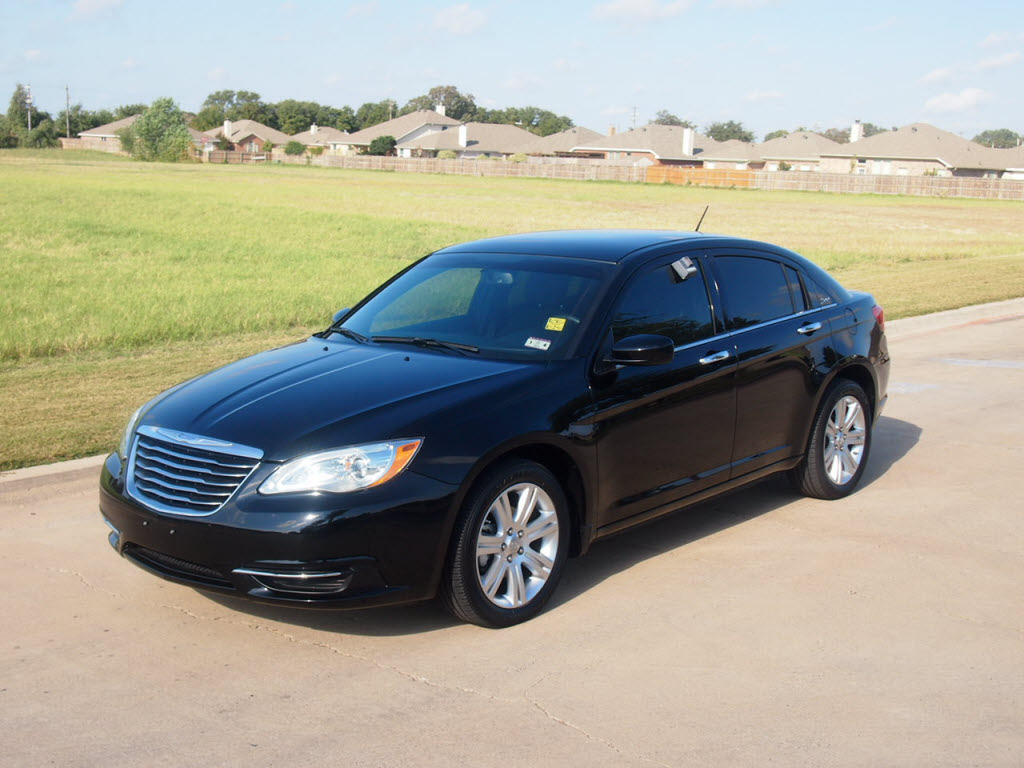 For sale 17 988 2012 chrysler 200 touring sedan 16k miles troy young 817 243 9840 dfw dealership mike brown auto in granbury tx 76049