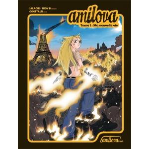 Manga Amilova Tome 1