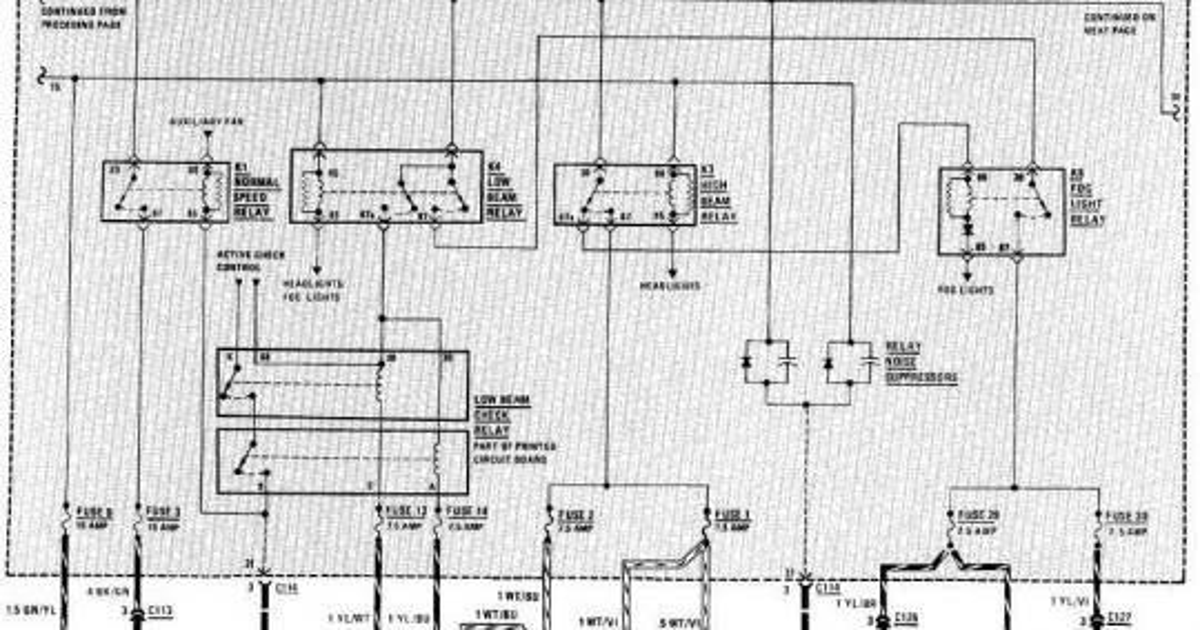 Get Bmw 1988 325i Wiring Diagrams