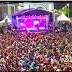 Show com Damares levou cerca de 10 mil fãs ao Boulevard do Arco, em Sobral