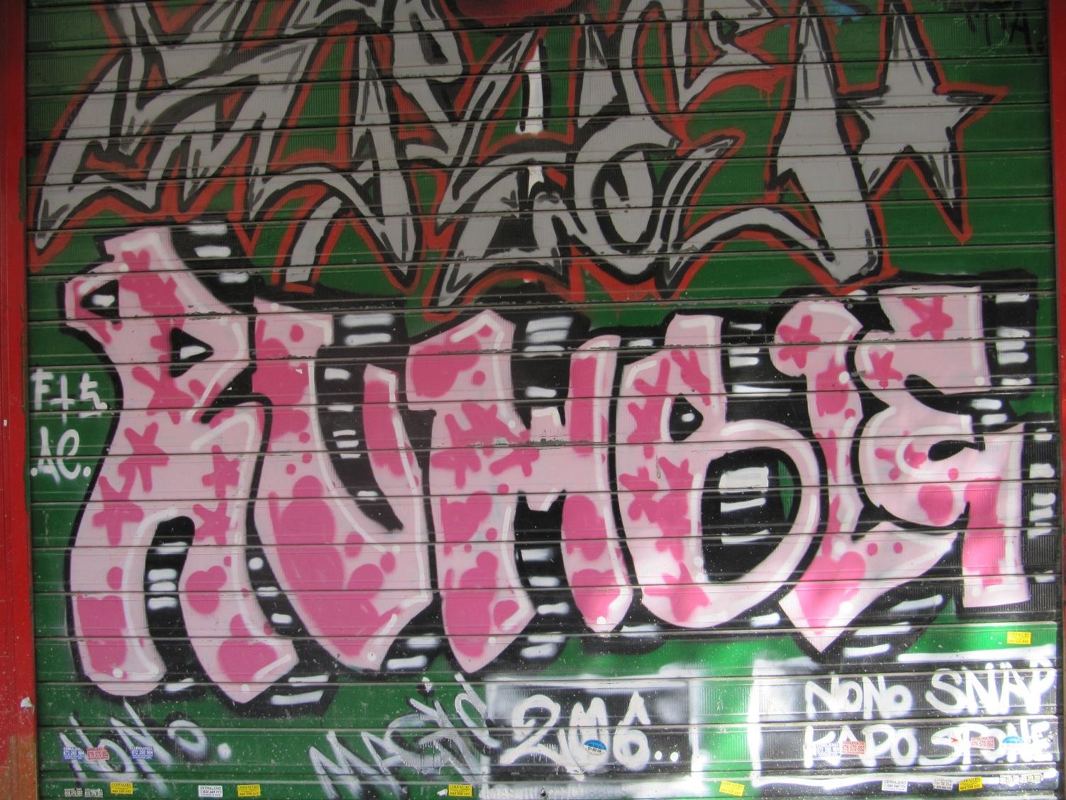 graffitis (dibujos) - Taringa!