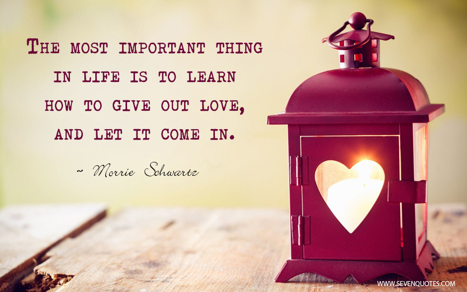10 Inspirational Quotes About Love Happiness Love Quotes