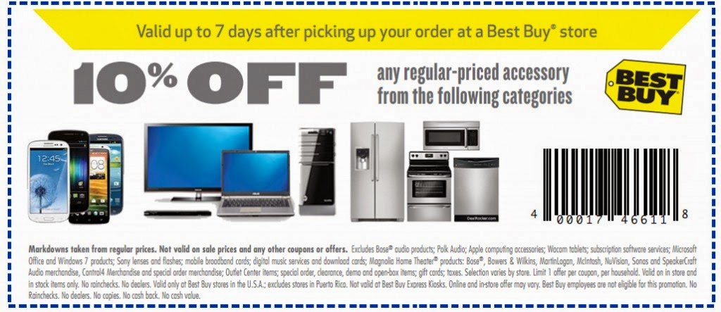 Best buy coupon code 2018