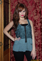 Debby Ryan - Launchpad PR Showroom