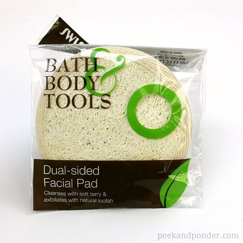 Swissco Dual-sided Facial Pad