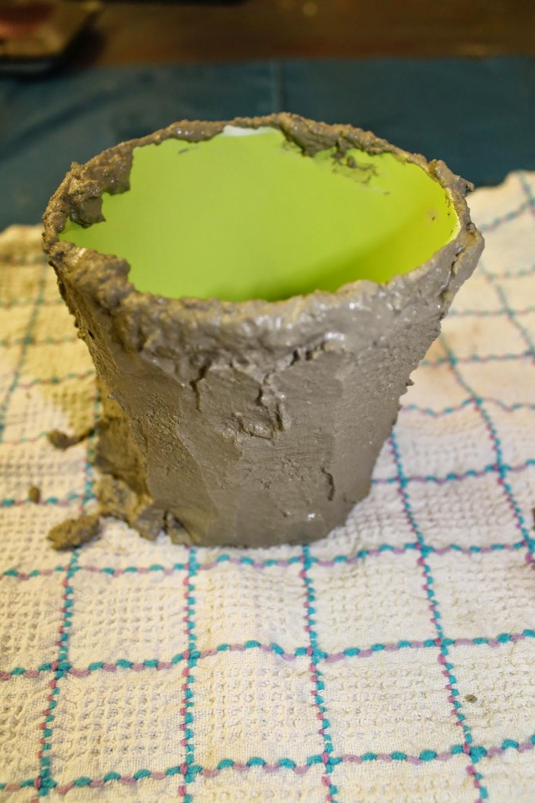 beates kreative welten beton zum gie en. Black Bedroom Furniture Sets. Home Design Ideas