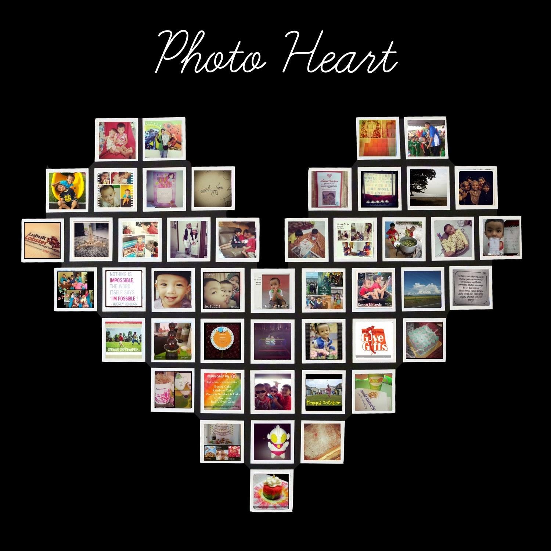 blog along25 photo heart instagram heart template heart love 2013 artwork kreatif