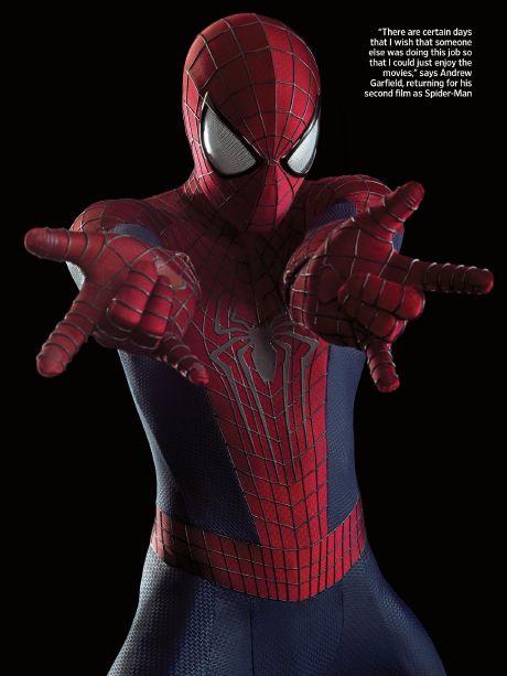 The Amazing Spider-Man en el EW Especial Comic Con 2013