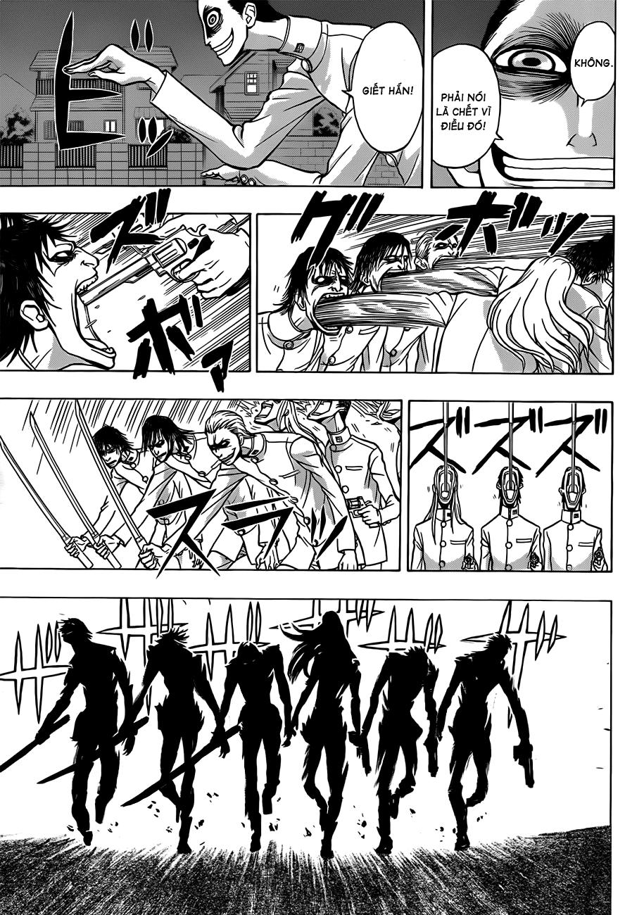 Takamagahara chap 17 Trang 4 - Mangak.info