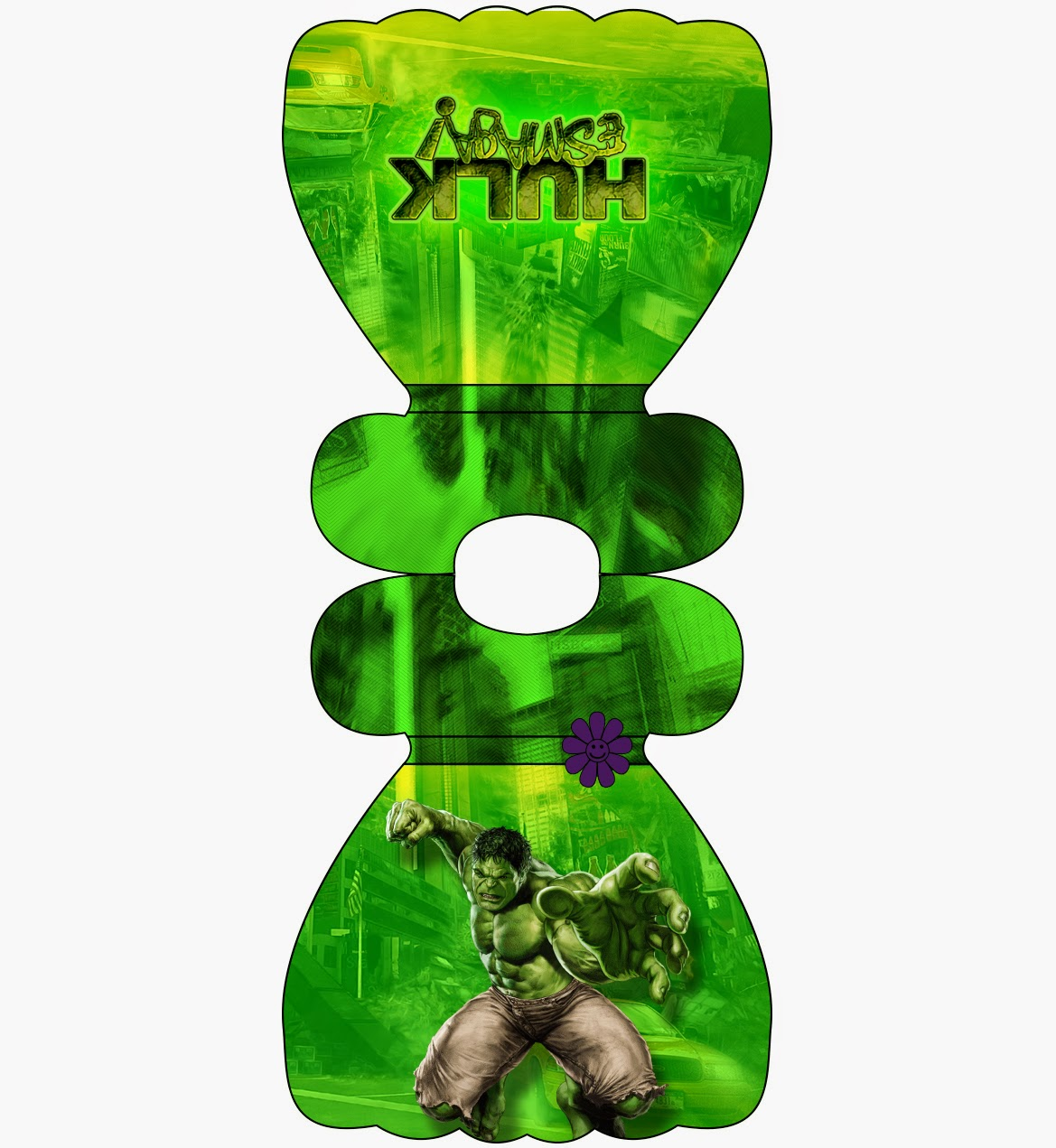 Hulk Free Printable Invitations – Hulk Party Invitations