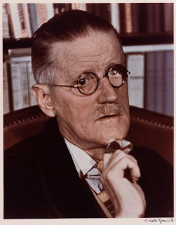 James Joyce © Estate Gisèle Freund / IMEC Images