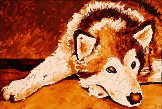 5 Pelukis Kopi yang Paling Terkenal di Dunia: Angel Sarkela-Saur and Andrew Saur