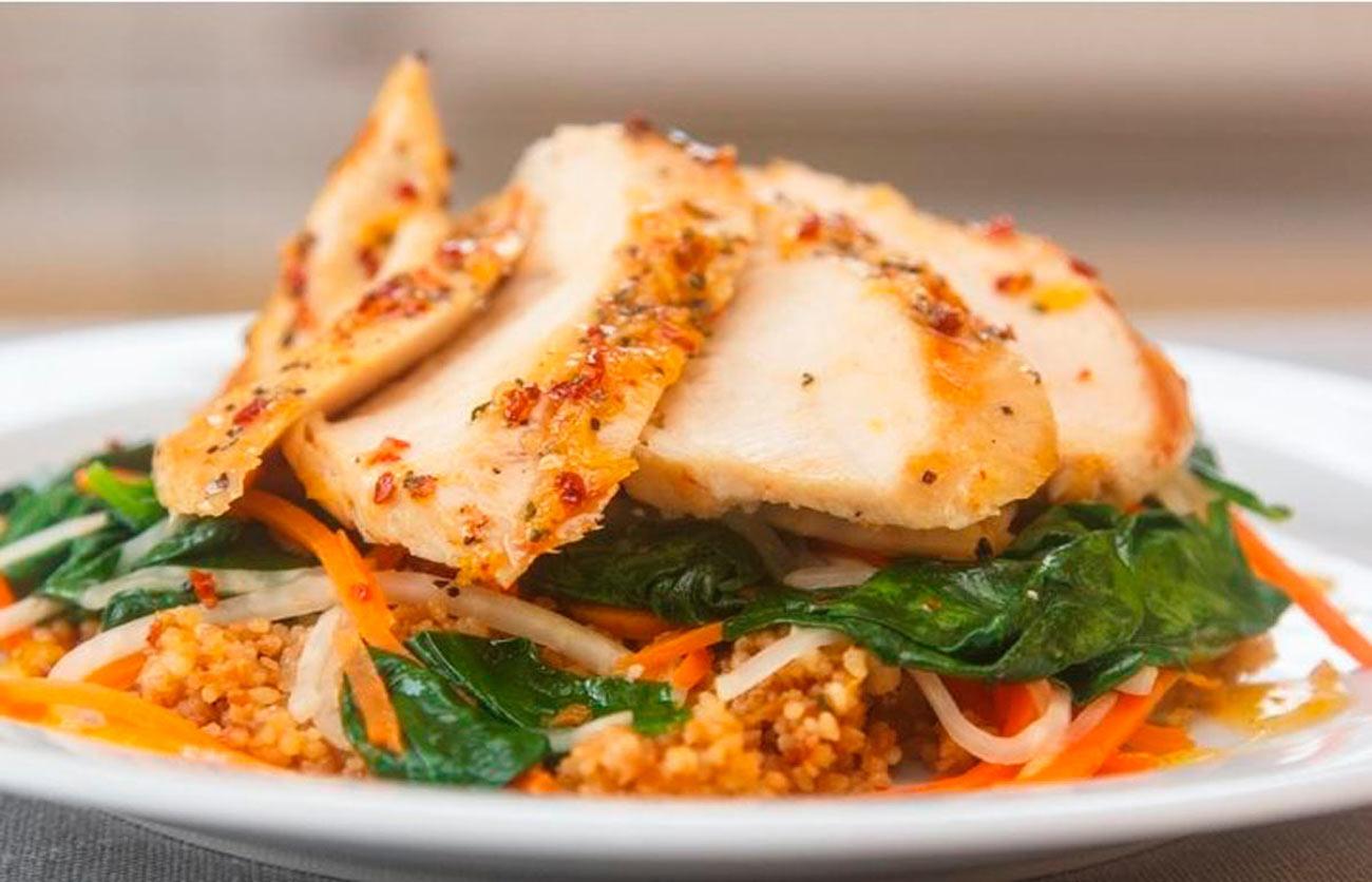 Recetas caseras de cocina pollo glaseado al albaricoque for Comidas caseras faciles
