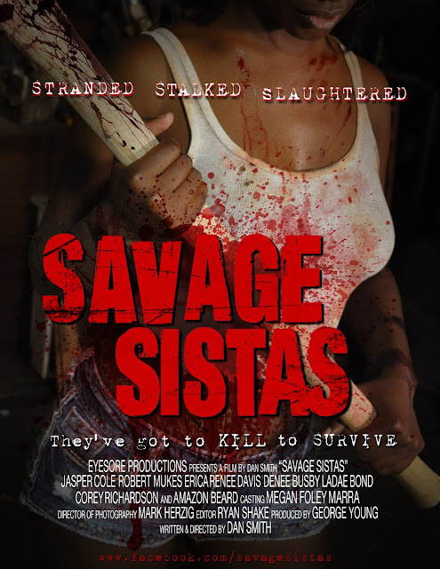 Savage Sistas poster
