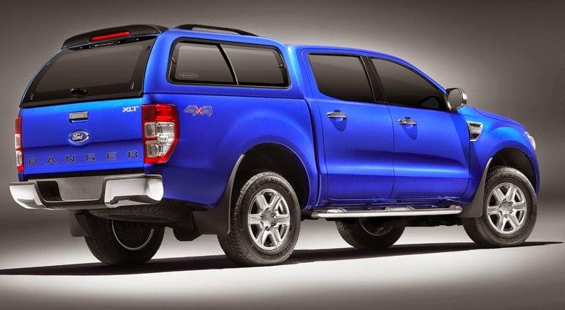 2015 ford ranger specs diesel