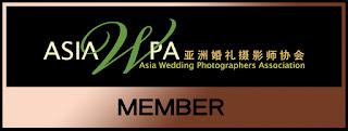 AsiaWPA亞洲婚禮協會攝影師