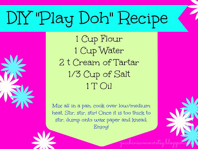 recipe for homemade play doh, making playdough at home, colored playdoh, play doh, cream of tartar uses, oil flour salt dough, DIY homeschool fun, daycare activity