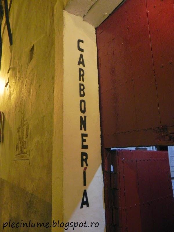 Intrare in Carboneria