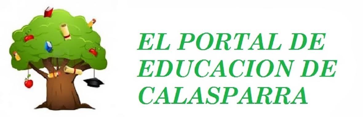 PORTAL DE EDUCACION DE CALASPARRA