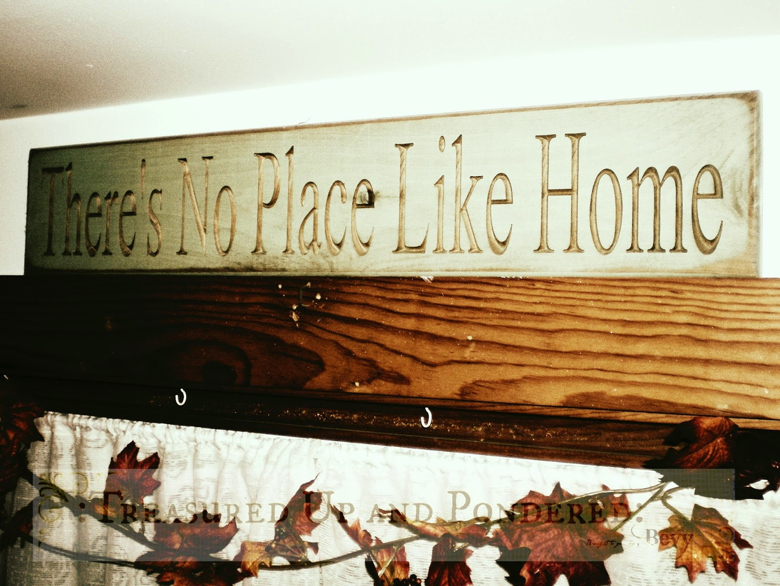 : treasured up and pondered :: {day 19} Home Quotes and ...