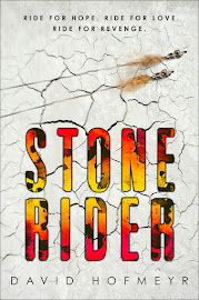 Current Giveaway: STONE RIDER by David Hofmeyr