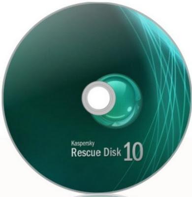 Kaspersky Rescue Disk 10.0.29.6 (03-06-2011)