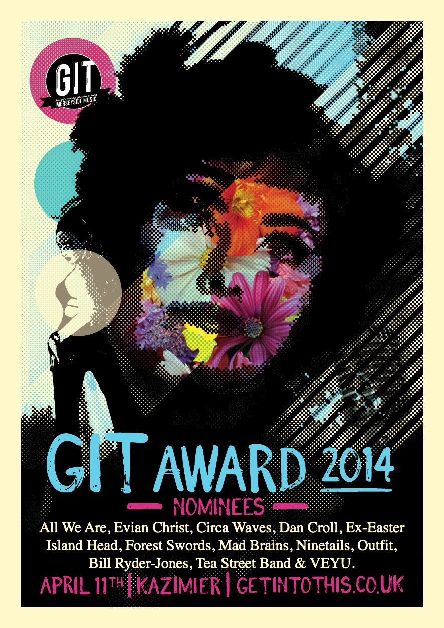 Liverpool Git Awards 2014 shortlist announced