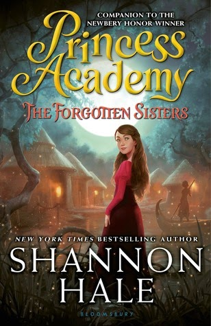 The Forgotten Sisters Shannon Hale book cover