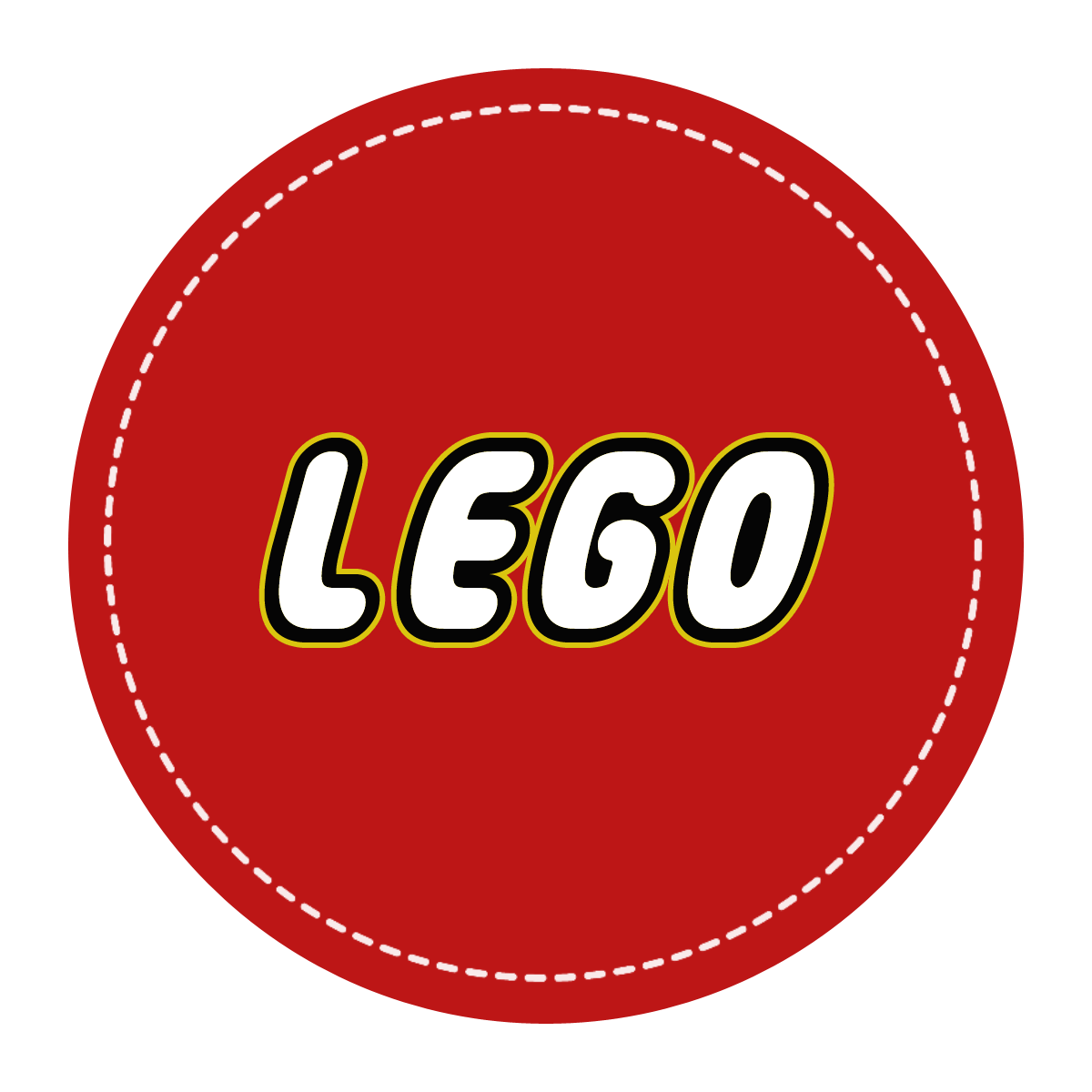 Lego Printable Party Kit -