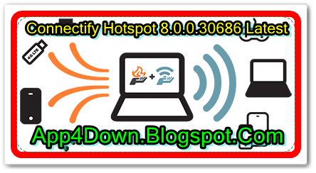 Download Connectify Hotspot 8.0.0.30686 Latest For Windows (Setup)