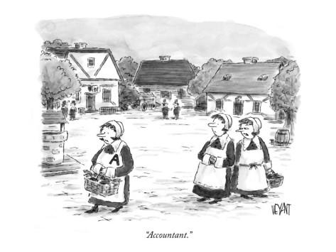 Accountant Cartoon9