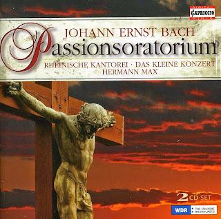 Bach: Passions-Oratorium