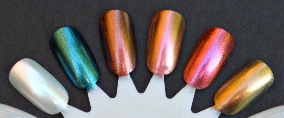 Spotted! Sally Hansen Lustre Shine Nail Color | Body & Soul