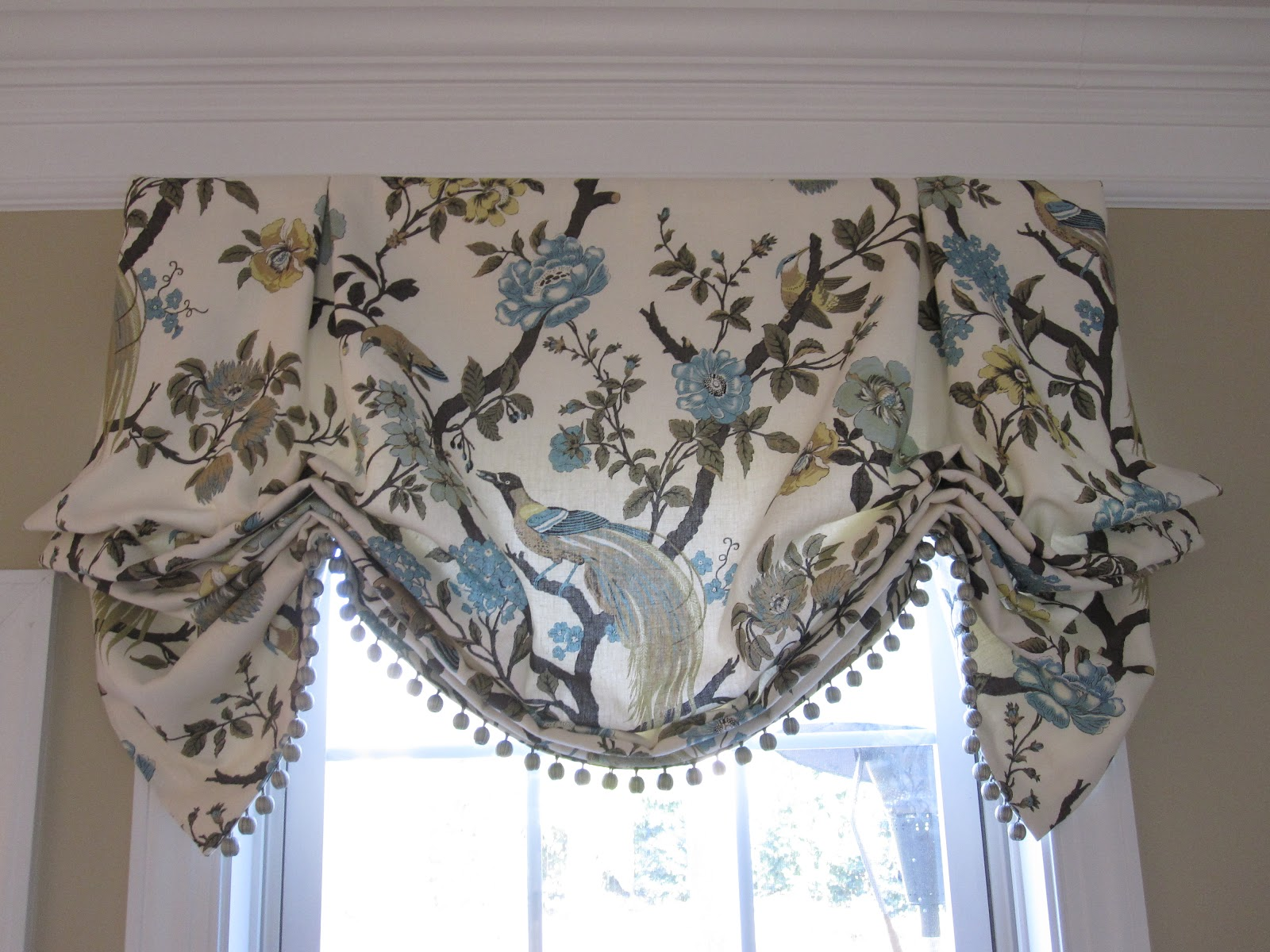 valance drapery how nikkidesigns img valances roman make to mock