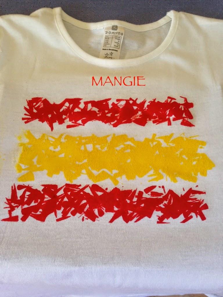 Camiseta España