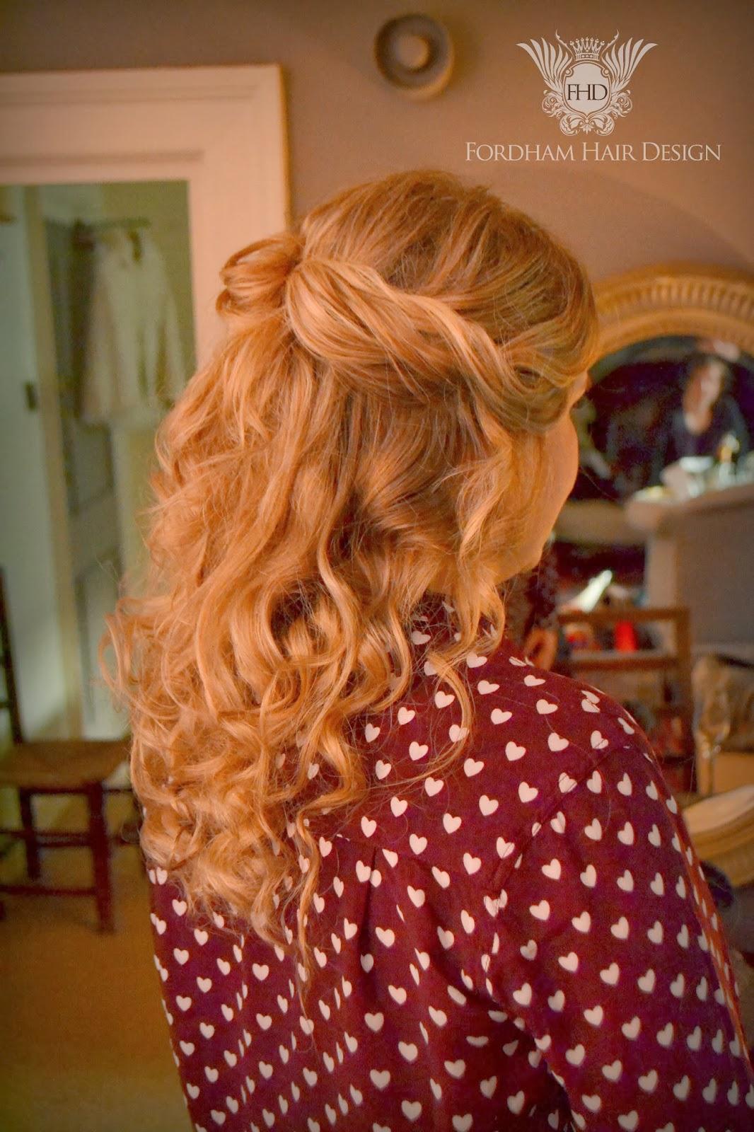 Fordham Hair Design ... Wedding Bridal Hair Specialist: Wonderful ...
