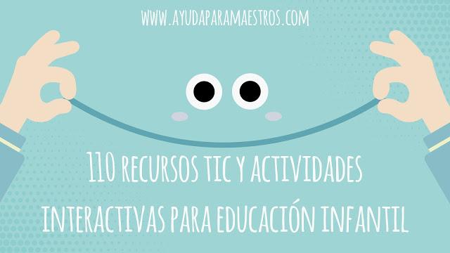 RECURSOS TIC Y ACTIVIDADES INTERACTIVAS