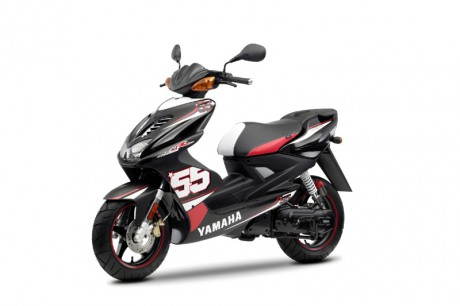 Modifikasi Yamaha Aerox SP55 | Foto Gambar Modifikasi Motor