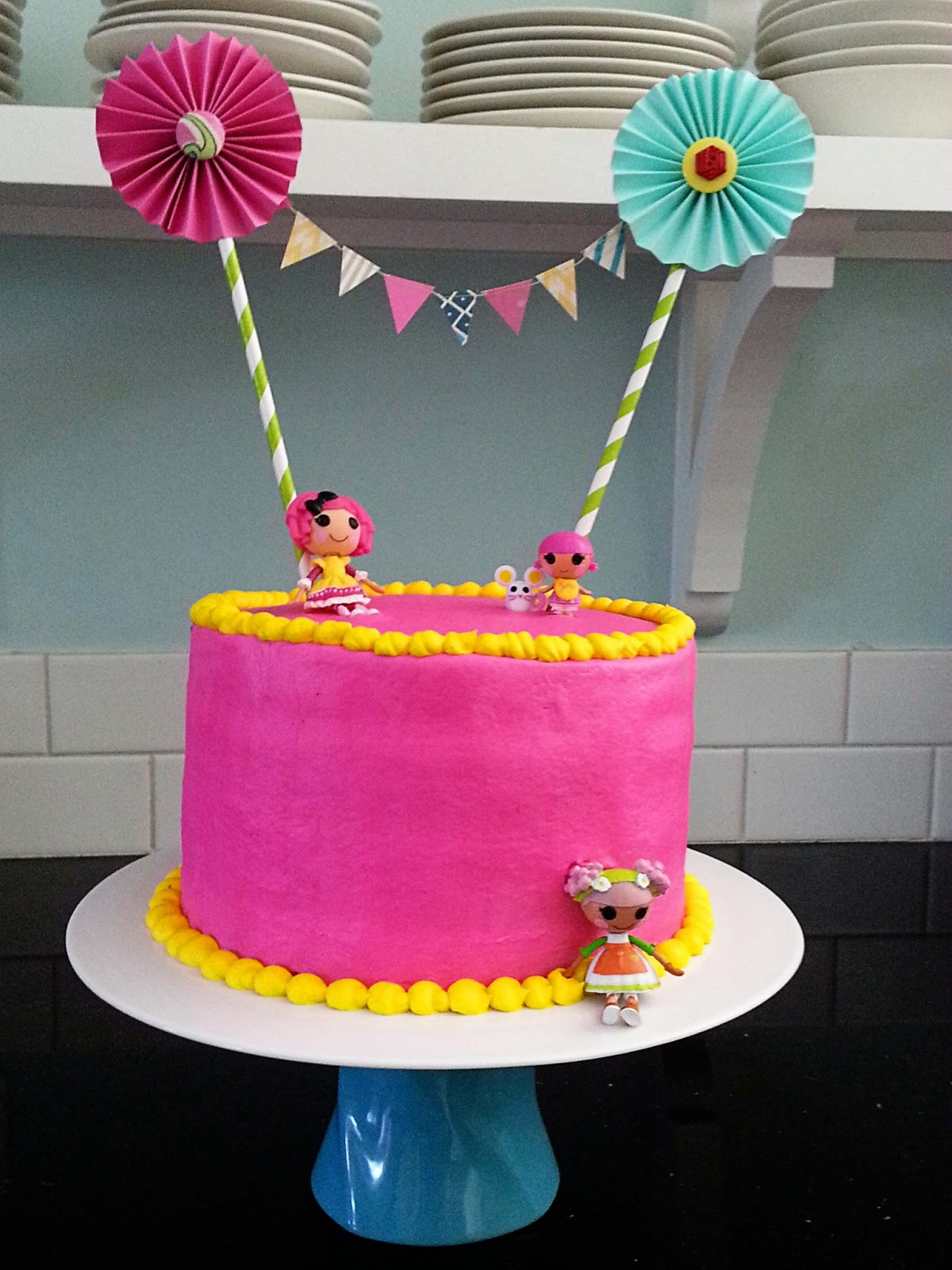 The Farriers Daughter A Lalaloopsy Birthday Party