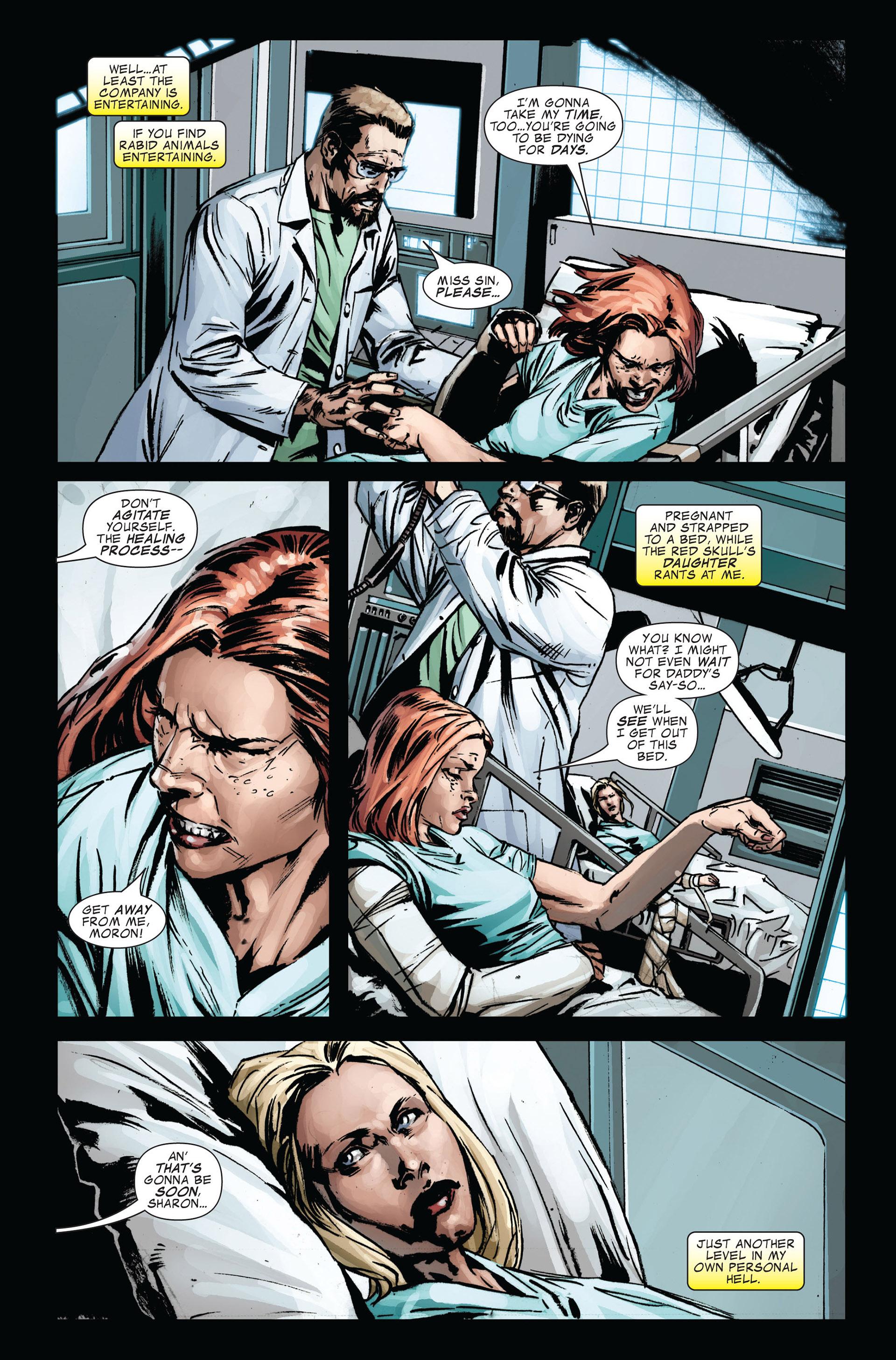 Captain America (2005) Issue #39 #39 - English 14