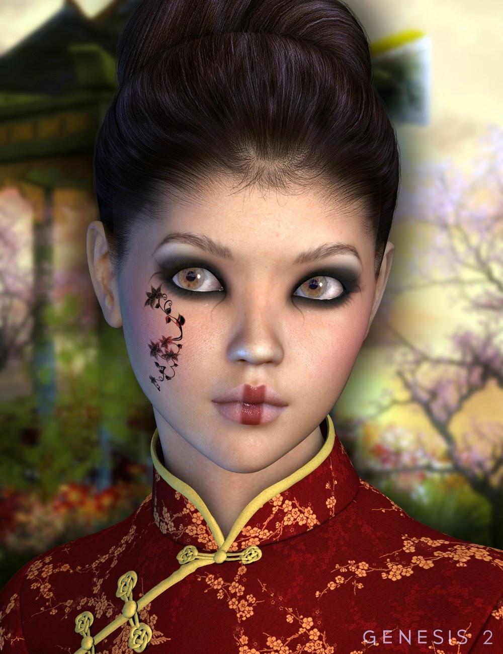 Jas pour Mei Lin 6