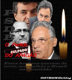 TUCANOS SECAM SÃO PAULO E QUEREM...