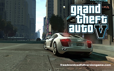 Grand Theft Auto 5 Free Download Full Version For PC Game