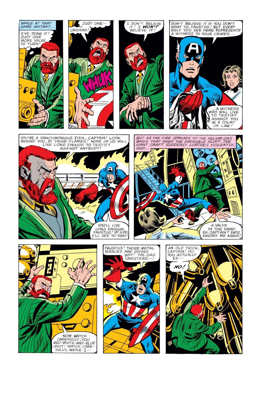 Captain America (1968) Issue #236 #151 - English 17