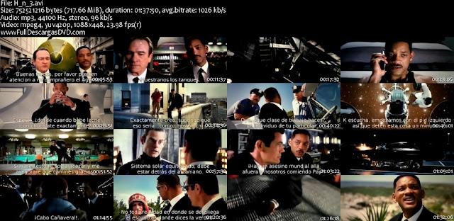Hombres de Negro 3 HDTS Subtitulos Español Latino Descargar 1 Link 2012