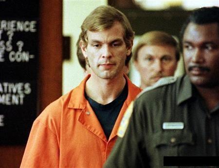 السفاح الأمريكي Jeffrey Dahmer